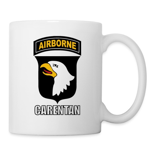 Airborne Carentan Drink Mug - Coffee/Tea Mug