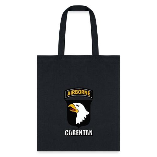 Airborne Carentan Tote Bag - Tote Bag