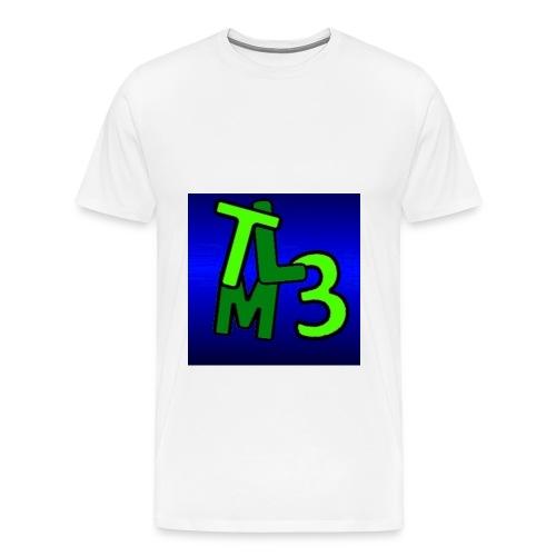 Logo de Theolem3 T-Shirt  - Men's Premium T-Shirt