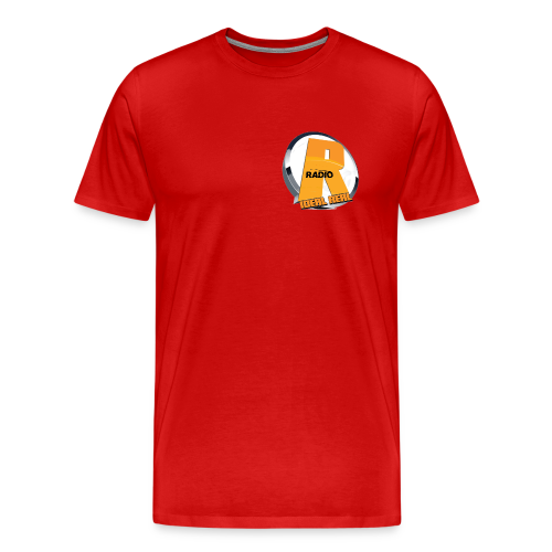 Ideal Real Radio Logo T - Men's Premium T-Shirt