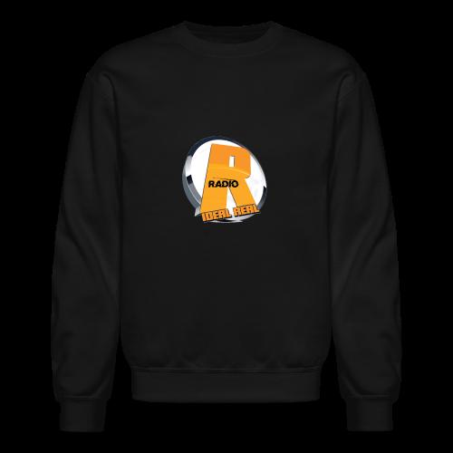 Ideal Real Radio Logo Sweatshirt  - Crewneck Sweatshirt