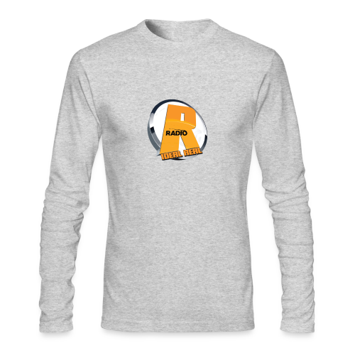 Ideal Real Radio Logo Long Sleeve  - Men's Long Sleeve T-Shirt by Next Level