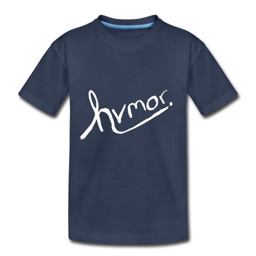Youth Tee [White] - Kids' Premium T-Shirt