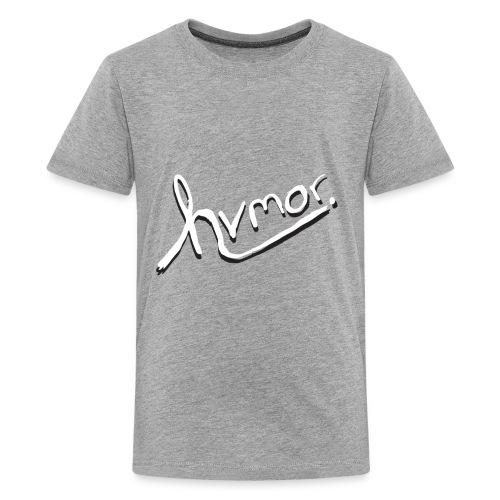 Youth Tee [hvmor 3D] - Kids' Premium T-Shirt