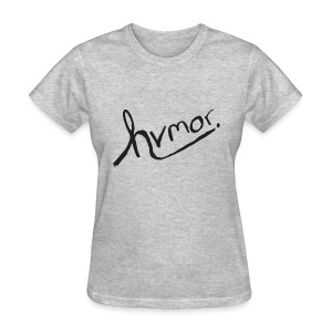 Women's Tee [Black] - Women's T-Shirt
