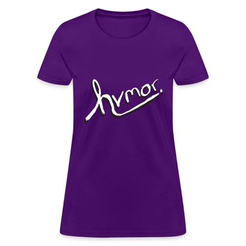 Women's Tee [hvmor 3D] - Women's T-Shirt