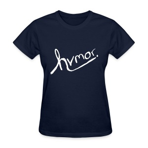 Women's Tee [White] - Women's T-Shirt