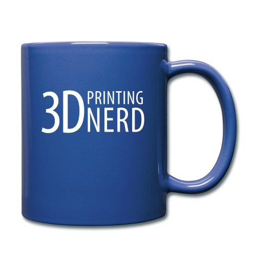 3D Printing Nerd Mug - Full Color Mug