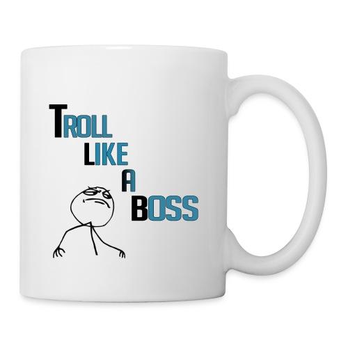 TASA TROLL FACE  - Coffee/Tea Mug