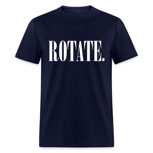 (WHITE) ROTATE. T-SHIRT - Men's T-Shirt