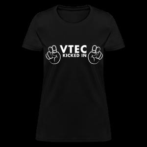 VTEC Kicked In (Women's) - Women's T-Shirt