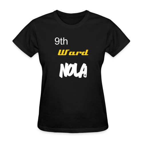 9th Ward - Women's T-Shirt