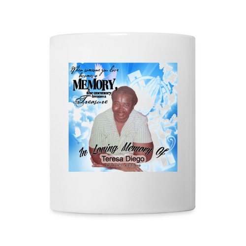 RIP Teresa Diego (Mug) - Coffee/Tea Mug