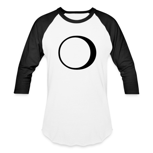 gentle man tee black logo - Baseball T-Shirt