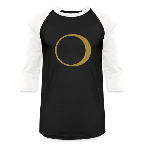 gentle man tee gold logo - Baseball T-Shirt