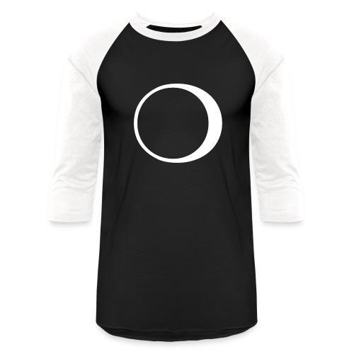 gentle man tee white logo - Baseball T-Shirt