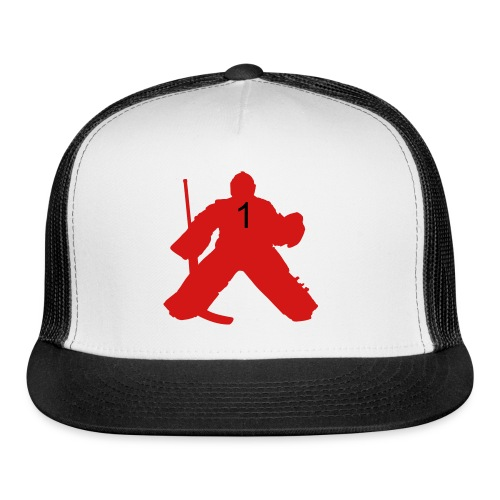 hockey hat - Trucker Cap