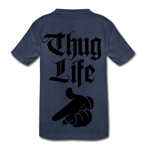 BWAH BWAH BWAH/THUG LIFE - Kids' Premium T-Shirt