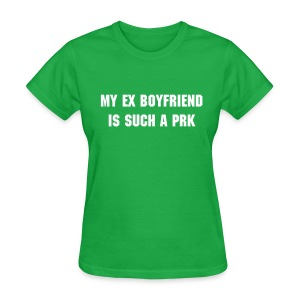Ex Bf Prk - Women's T-Shirt