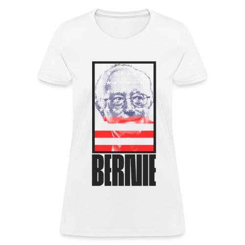 Bernie Flag Women's T-Shirt - Women's T-Shirt
