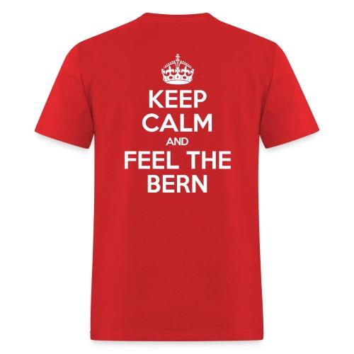 Keep Calm Bernie T-Shirt - Men's T-Shirt