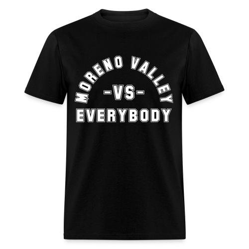 MorenoValleyT - Men's T-Shirt