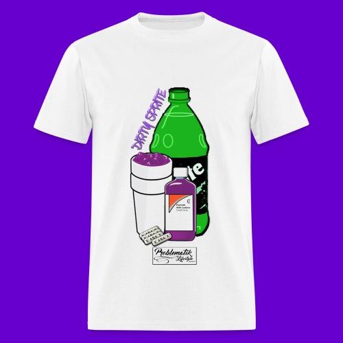Dirty Sprite & Xanax T - Men's T-Shirt