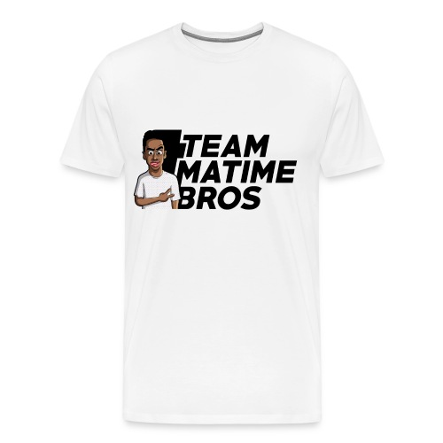 TeamMatimebros Men's Premium T-Shirt - Men's Premium T-Shirt