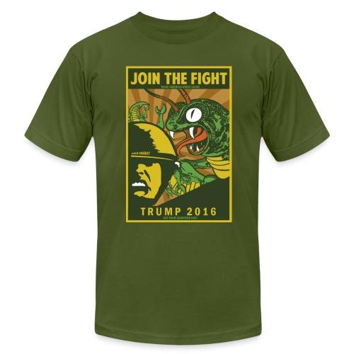 Centipede Revolution - Men's  Jersey T-Shirt