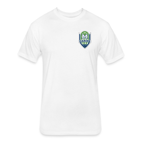MCYSA Sport T - Left Logo - Fitted Cotton/Poly T-Shirt by Next Level