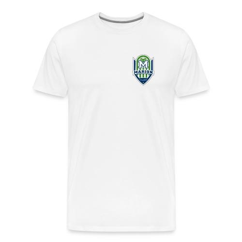 Men's MCYSA T-Shirt - Left Logo - Men's Premium T-Shirt