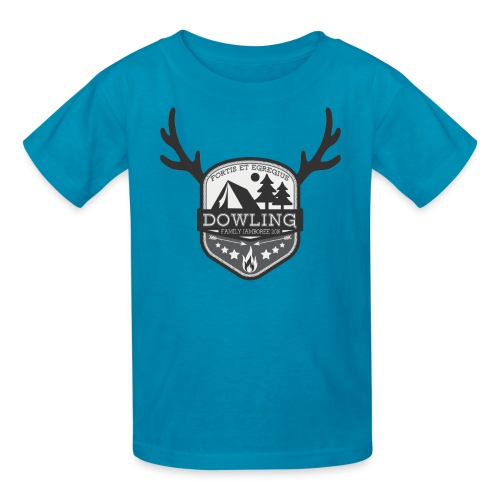 Youth Blue Shirt - Kids' T-Shirt