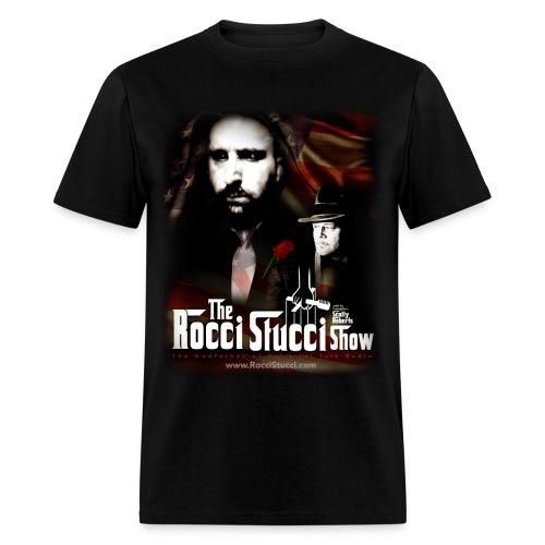 The Rocci Stucci Show - Men's T-Shirt