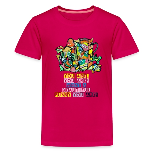 Cat and mouse - Kids' Premium T-Shirt