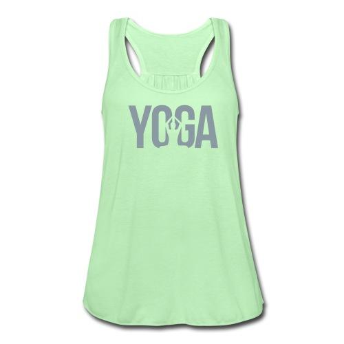 Spring 2016 Yoga Shirt - Women's Flowy Tank Top by Bella