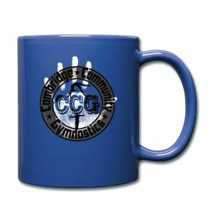 CCG Handprint Logo - Mug - Full Color Mug