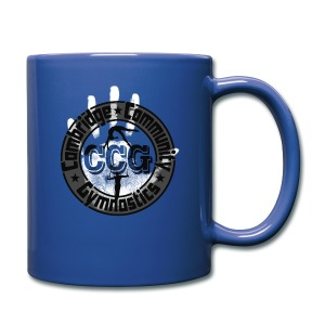 CCG Handprint Logo - Mug - Full Color Mug