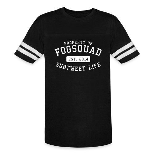 Property Of The Squad Subtweet Life - Vintage Sport T-Shirt