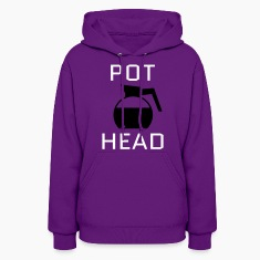 Pot Head Hoodies