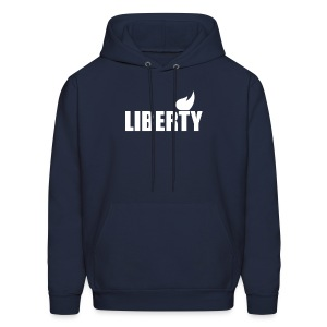 Liberty Men's Hoodie - Don't Blame me I voted for Rand Paul - Men's Hoodie
