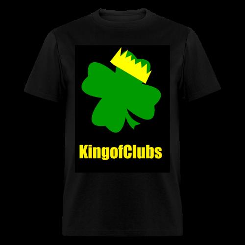KingofClubs Logo Original - Men's T-Shirt