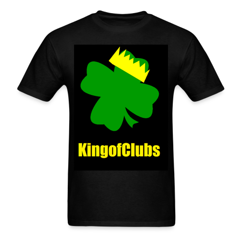 KingofClubs Logo Original - Men's T-Shirt
