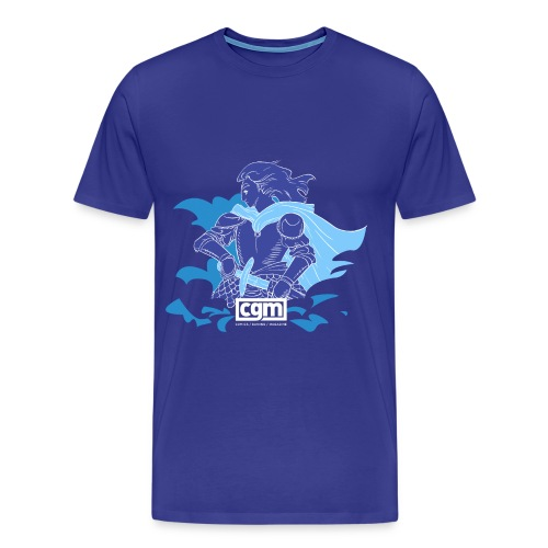 CGM Paladin Men's Top - Men's Premium T-Shirt