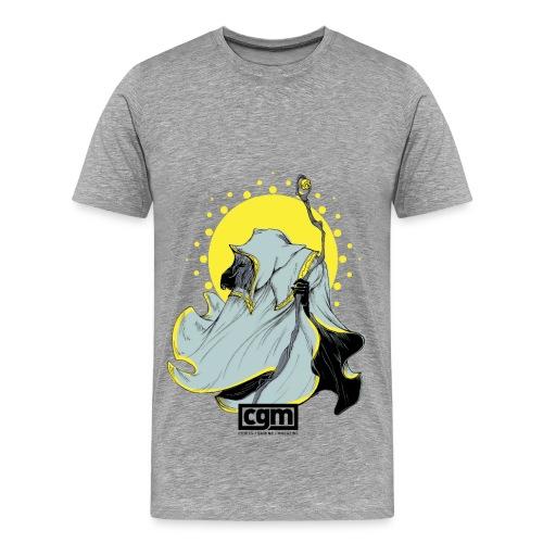 CGM Light Mage Men's Top - Men's Premium T-Shirt