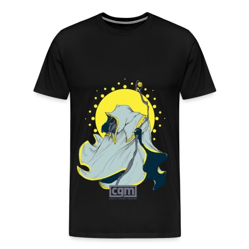 CGM Dark Mage Men's Top - Men's Premium T-Shirt