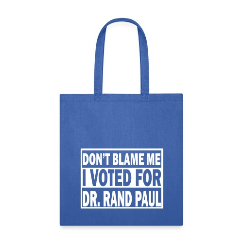 Rand Paul Tote Bag - Tote Bag