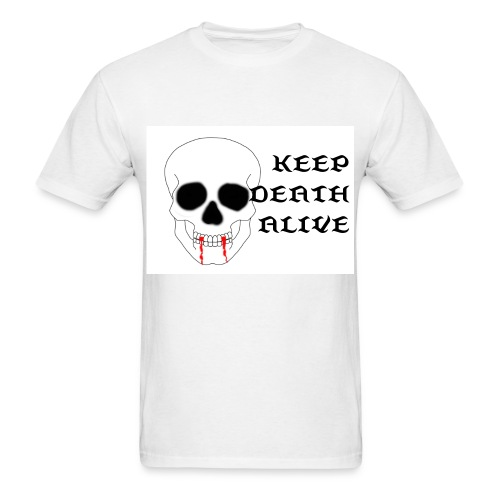 KEEP DEATH ALIVE T-Shirt - Men's T-Shirt