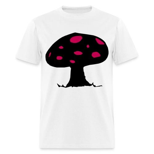 Cartoon Shroom - Men's T-Shirt