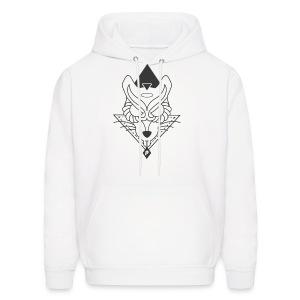 Illuminati Rat - Men's Hoodie