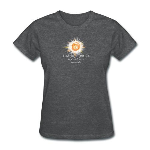 Invisible Battles Woman's T-Shirt - Women's T-Shirt